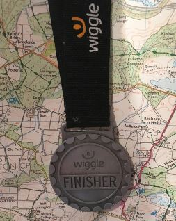 wiggle medal